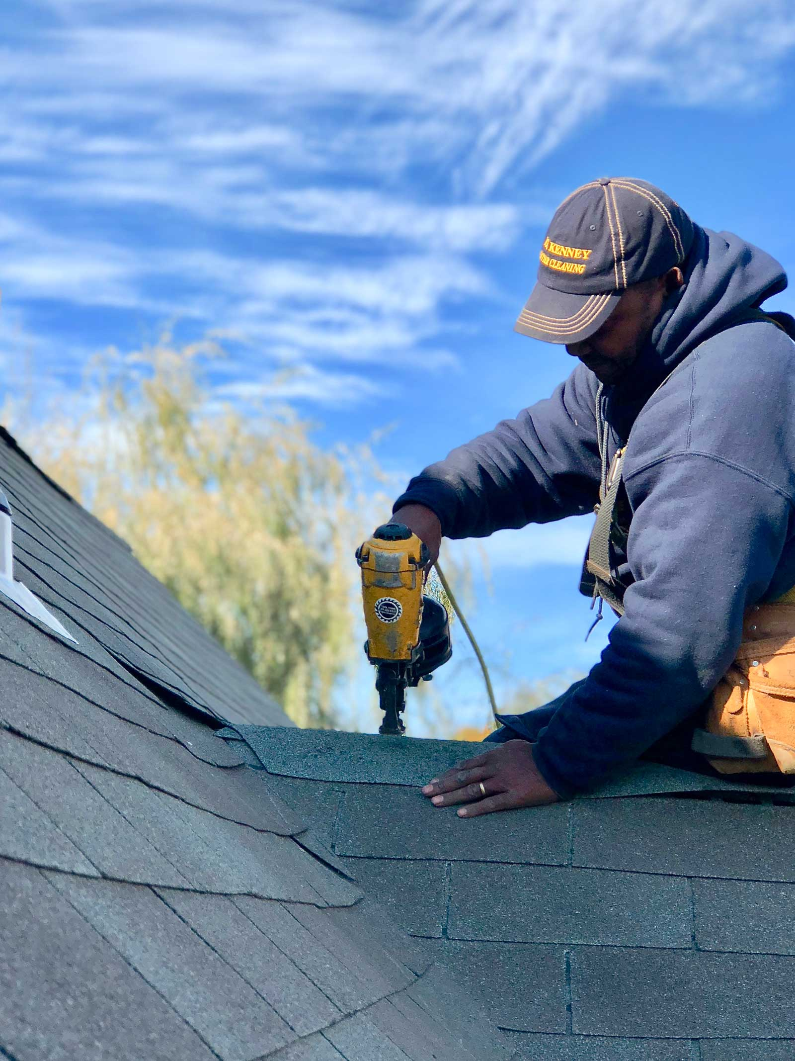 Gutter Cleaning Amp Roofing In Lodi Nj Joe Kenney Llc